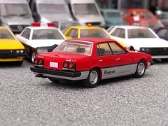 Red RS (quicksilver coaches) Tags: nissan skyline tomy tomytec 180 ho 176 oo plastic model
