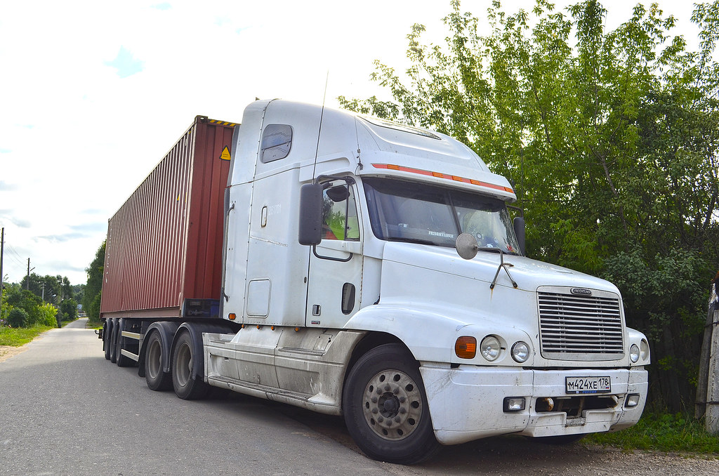The World S Newest Photos Of Century And Freightliner