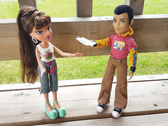 Bratz Yasmin helps Dylan (Luxtoygraphy) Tags: yasmin funkoutyasmin princessyasmin bratzprincessyasmin pretty prettyprincess fox dylan boyz boy bratz bratzseries bratzdoll bratzthoughtz bratzdolls bratzdollz bratzfunkout bratztv bratztvshow bratzflauntit bratzxpressit bratztreasures boo bunny bratzprincess bunnyboo blaze selfies selfie pet treasures xpressit mga mgae movie moviedoll moviedolls make makeup cameron angel angelz funkout funk funkoutsasha funkoutcloe funkoutjade princess princes london flauntit rockangelz fashion passion4fashion passionforfashion flaunt cool rock cat cats music thoughtz cloe doll dolls koolkat kool
