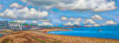 harbor Beach in Provincetown (Bill Sargent) Tags: beach provincetown cod capecod cape summer