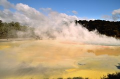 Artist's Pallette (annewilson12) Tags: newzealand rotorua thermal geothermal waiotapu thermalwonderland volcano volcanic travel travelphotography nikond5500