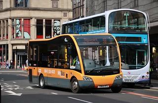 First Glasgow YD63 VFC (53551) | Route 59 | Jamaica St, Glasgow