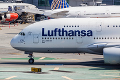 Lufthansa A380-800 (PR Photography) Tags: a380 a380800 airbus airplane california location lufthansa northamerica planes planespotting sanfrancisco sanfranciscoairport usa