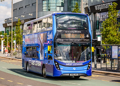 DSC-3003 LR (willielove754) Tags: firstbus scotlandeast westlothian adl e40d e400mmc 33449 sn66whb livingstonbusterminal