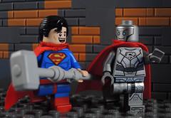Nice Hammer (-Metarix-) Tags: lego minifig dc comics comic superman man steel hammer share nice action universe new 52 pre rebirth