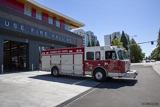 Brighouse Fire Hall No. 1