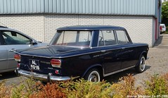 Fiat 1500C 1965 (XBXG) Tags: al9018 fiat 1500 c 1965 fiat1500 1500c fiat1500c visserstraat aalsmeer nederland holland netherlands paysbas vintage old classic italian car auto automobile voiture ancienne italienne italie italia italy vehicle outdoor