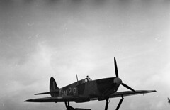 Last (Crusty Da Klown) Tags: spitfire film bc canada bw black white