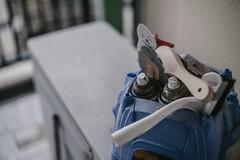 Summer Holiday (yamagenov) Tags: japan bokeh sprayercan rust manualfocuslens stain