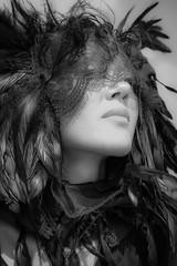 MeraLuna_2018 (19) (uwesacher) Tags: porträt personen himmel mera luna 2018 hildesheim flughafen sonne wolken bw sw mèraluna einfarbig monochrom jacqueline musu