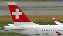 HB-JBG LSZH 28-07-2018 (Burmarrad (Mark) Camenzuli Thank you for the 12.9) Tags: airline swiss aircraft bombardier bd5001a10 cseries cs100 registration hbjbg cn 50016 lszh 28072018