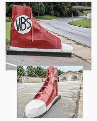 Big Shoe (augphoto) Tags: augphotoimagery unitedstates big large red shoe unusual humor
