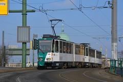 Tatra KT4DMC #149 + #249 (LukaszL99) Tags: potsdam poczdam deutschland niemcy germany tatra kt4d kt4dmc vip verkehrstrieb strasenbahn tram tramwaj ckd čkd hauptbahnhof