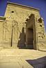 The first Great Pylon (T Ξ Ξ J Ξ) Tags: egypt fujifilm xt2 teeje fujinon1655mmf28 nile river aswan port philae temple