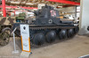 Panzerkampfwagen 38(t) (Glenn Courtney) Tags: deutschespanzermuseum germantankmuseum panzer38t panzerkampfwagen38t armour germany munster museum panzer