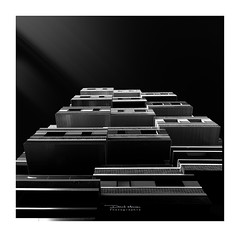 Série Nuances de gris #6 (David MONSU Photography) Tags: noirblanc blackwhite architecture