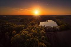 Sonnenuntergang am See (radonracer) Tags: