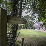 St. Michael's Church Upton Cressett Shropshire