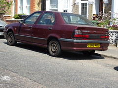 1994 Renault 19 1.4i RT (Neil's classics) Tags: vehicle 1994 renault 19 14i rt