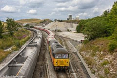 56113 (47843 Vulcan) Tags: 56113 victa railfreight colasrailfreight grid dove holes peakforest shunter db derbyshire