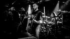 Voidhanger - live in Bielsko-Biała 2018 fot. MNTS Łukasz Miętka_-13