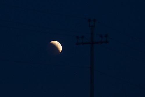 Lunar Eclipse, July 27th 2018