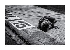 Allô le 15 ? (bertranddorel) Tags: bw blackandwhite bnw bn bretagne biancoenero blancoynegro blancetnoir contrast ciutad city d7000 europe eau expo 35 france femme gens girl geometrique graphisme human holidays intramuros jeunefille light lumière lignes life lecture livre mono monochrome mer monocromo manche noiretblanc nb nikon nikkor noir ngc nero negro people personne rue street streetphoto saintmalo sea soleil town travel urban urbain ville vie ponton bois portable