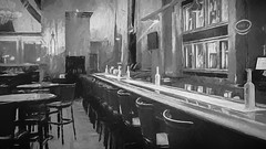 Red Square (emiliopasqualephotography) Tags: bar cocktail blackandwhite mandalaybaycasino lasvegasnv nevada