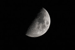moon phase shot (Eck-tor) Tags: space sky night 7d moon sigma nature orbit stars planets deep