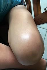 IMG_5750 (legsman37) Tags: legs thighs knees sexy tease shorts leggy