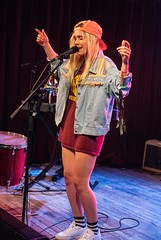 20180512_0115_1 (Bruce McPherson) Tags: brucemcphersonphotography emilyrowed folkrock rockroll livemusic originalmusic creativemusic liveperformance keyboard drums vocals dance performanceart singersongwriter singer songwriter therailwaystage therailway therailwaysageandbeercafe entertainmentdistrict downtownvancouver vancouver bc canada