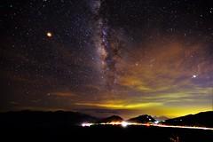 大雨之後的武嶺銀河8O2A5352 (Lobo. Luo) Tags: 合歡山 武嶺 銀河 星雲