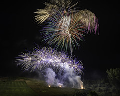 fireworks at Covenant Red Carpet Event in Apple Mountain (TAC.Photography) Tags: fireworksphotography redcarpetevent apple applemountain covenant fundraiser tomclarknet tacphotography fireworks d7100