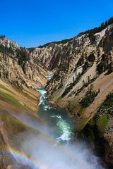 Grand Canyon of Yellowstone (epaynephotography) Tags: nature landscape outdoor hiking explore adventure travel yellowstone yellowstonenationalpark nationalparks forest mountains wyoming