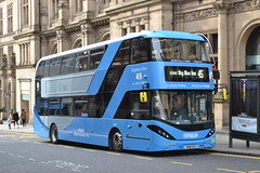 Nottingham City Transport 440 YN18SVY (Will Swain) Tags: nottingham 6th april 2018 nct bus buses transport travel uk britain vehicle vehicles county country england english nottinghamshire city 440 yn18svy