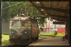 The Engine Driver called her Grandmother. Ostrava (CZ). (Joeri.Mertens) Tags: czech railways train czechrailways railraod