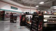Luncheon Meats Corner (Retail Retell) Tags: oakland tn kroger millennium décor era store mirror image twin doppelganger reversed carbon copy former hernando ms fayette county retail 2018 remodel fresh local neighborhood flair historical images captions