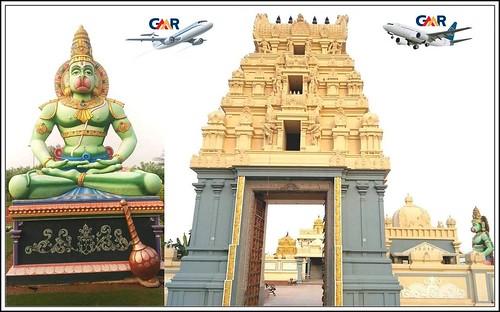 Sri Sankat Mochan Hanuman Temple