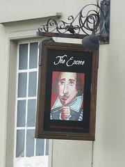 Pub Sign - The Encore, Bridge Street, Stratford 180509 (maljoe) Tags: pubsigns pubsign pub pubs inn inns tavern taverns publichouse publichouses