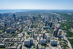 St James Town #05 (Michael Muraz Photography Aerials) Tags: 2018 canada northamerica on ontario stjamestown toronto world aerial aerialphotography architecture building city cityscape commercial skyscraper town