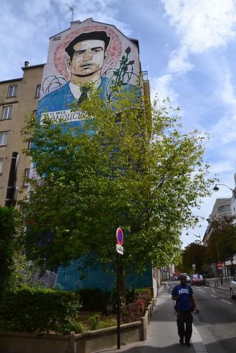 Missak mural