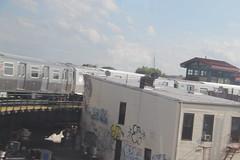 IMG_0195 (GojiMet86) Tags: mta bmt nyc new york city subway train 2018 r179 3114 crescent street