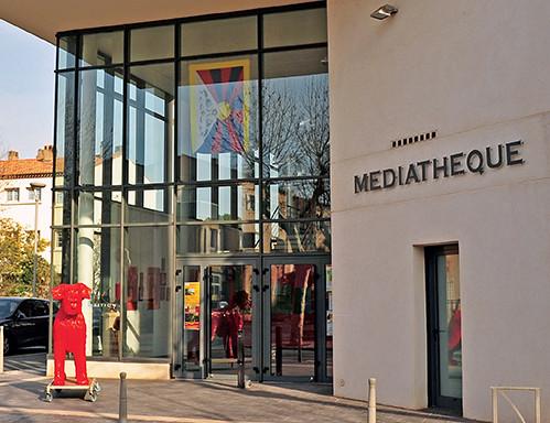 4-Médiathèque