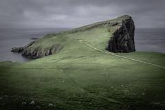 Neist Point (Jø Dåg) Tags: neistpoint scotland skyeisland skye neist sea sky cliff landscape 5d mk iii