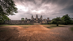 Angkor Wat, Cambodia (KSAG Photography) Tags: angkorwat cambodia siemreap history heritage religion temple architecture nikon unesco wideangle hdr landscape march 2017 asia southeastasia
