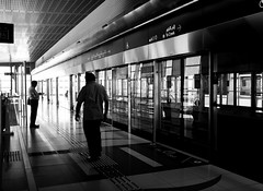ACA_426 (Andy C. Arciga) Tags: blackandwhite monochrome blackandwhitephotography monochromephotography mirrorless fujifilmx100t fujifilm lightandshades shadow dubai
