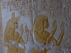 Tomb of Maya, Saqqara (Aidan McRae Thomson) Tags: saqqara relief carving tomb ancient egyptian egypt