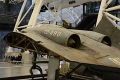 NASM_0299 Horten Ho 229 V3 jet flying wing (kurtsj00) Tags: nationalairandspacemuseum nasm smithsonian udvarhazy horten ho 229 v3 jet flying wing