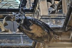 Gargoyles - 55 (fotomänni) Tags: prag praha prague veitsdom gargoyles gargouille wasserspeier skulptur skulpturen sculpture kunst manfredweis