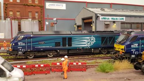 Stowmarket model rail exhibition